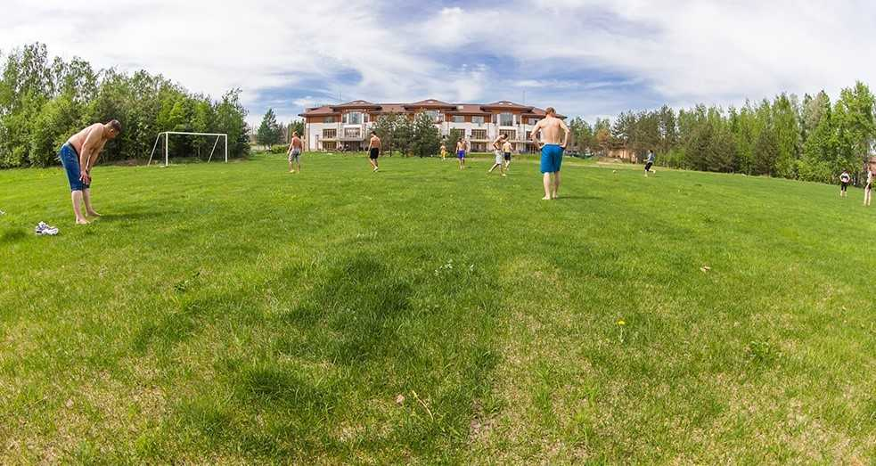 Спортивные площадки в Яхонты Ногинск