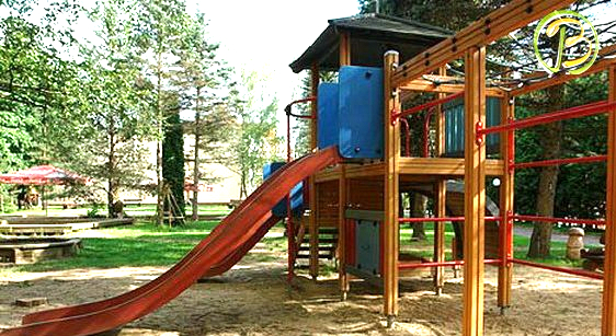 Детская площадка в Яхонты Ногинск