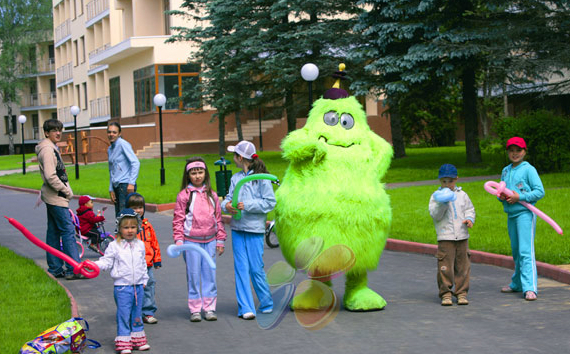 Команда анимации в Яхонты Ногинск