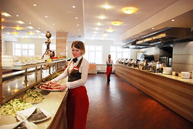 Ресторан шведской линии в Яхонты Ногинск