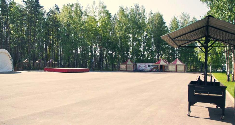 Ярмарочная площадь в Яхонты Ногинск