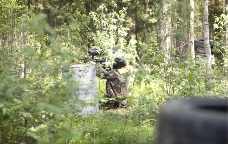Пейнтбол/лазертаг в Яхонты Таруса