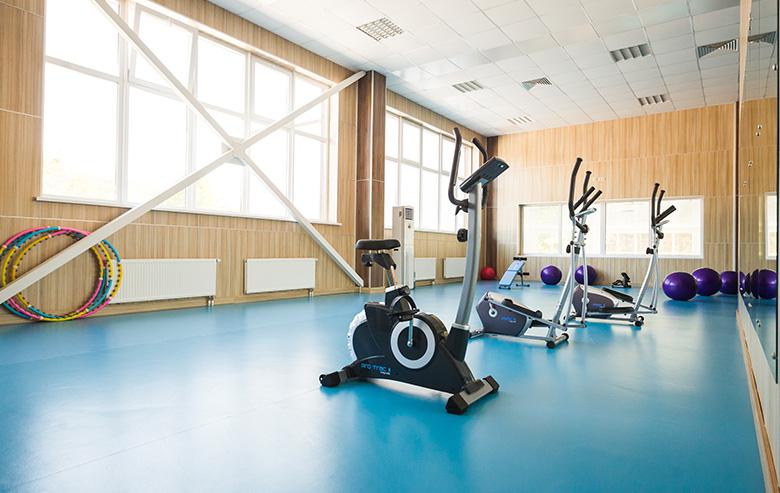 Фитнес центр в Яхонты Таруса