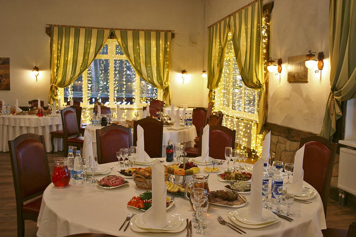 Панорамный ресторан в Яхонты Таруса