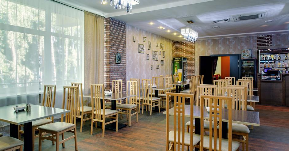 Ресторан Эмеральд в Яхонты Истра