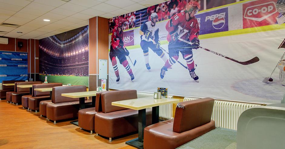 Спорт-бар в Яхонты Истра