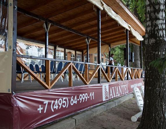 Мангальные площадки и гриль-домики в Яхонты Истра