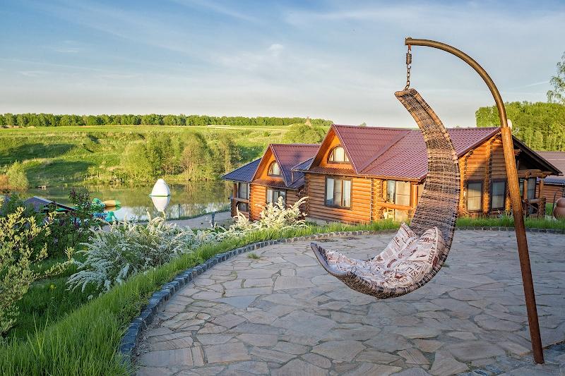 Коттедж стандарт (STK) в Парк-отель Орловский
