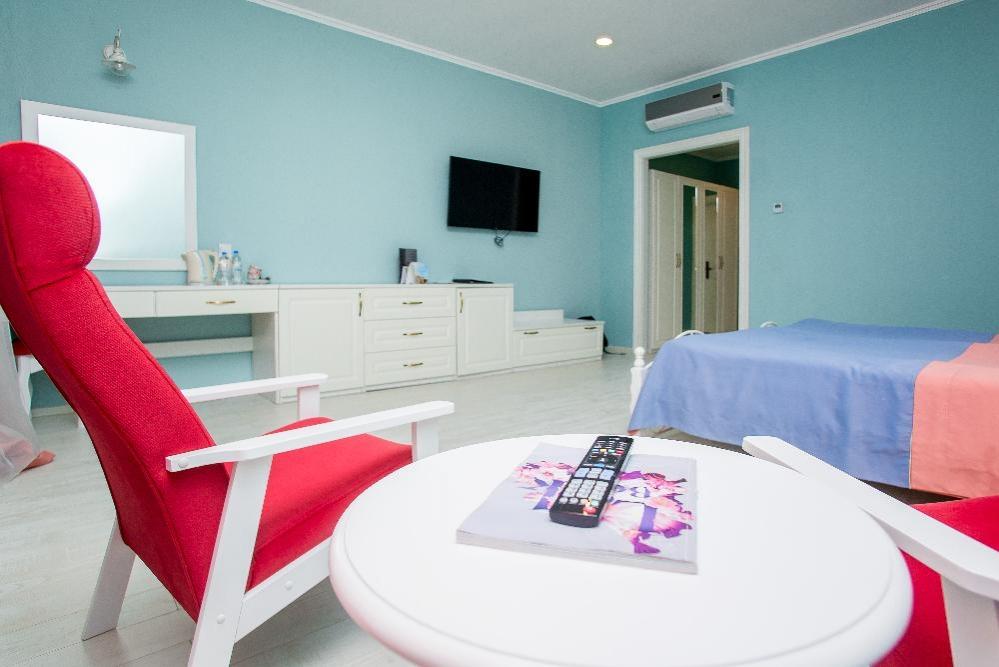 Стандарт с двуспальной кроватью (DBL) в Парк-отель Орловский