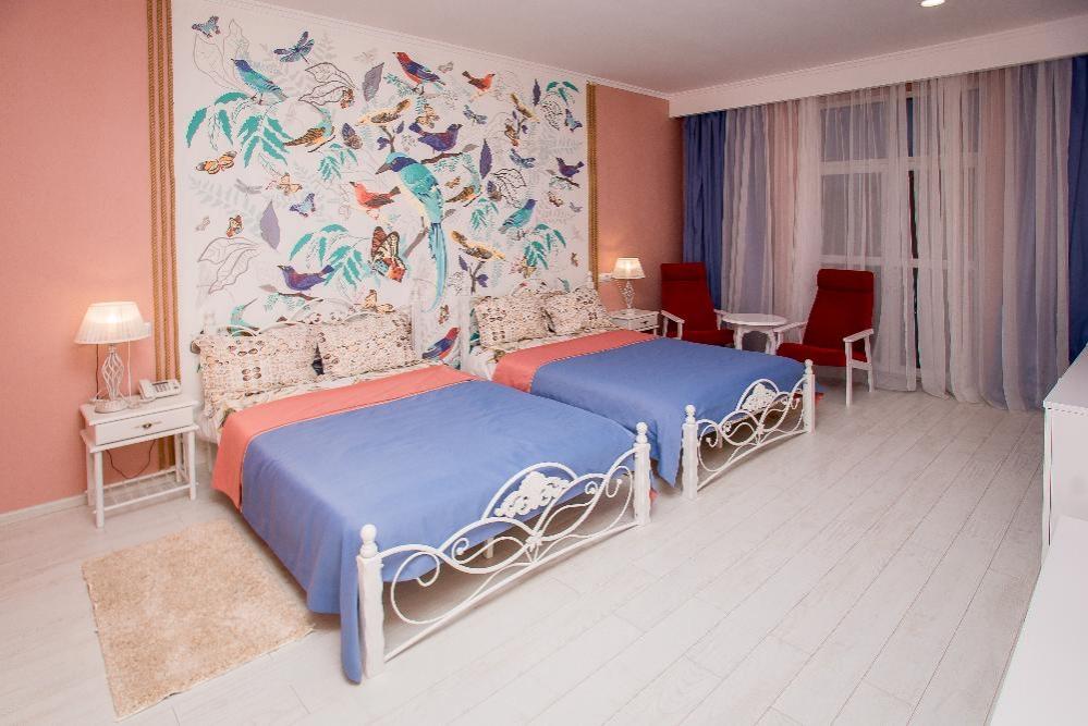 Стандарт с двумя раздельными кроватями (TWIN) в Парк-отель Орловский