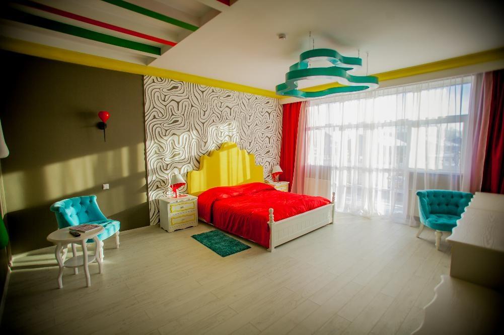 Супериор-Дизайн (TW) в Парк-отель Орловский