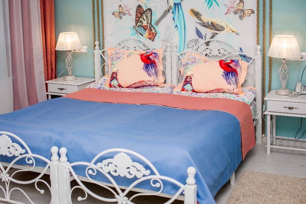 Семейный люкс (LUX F) в Парк-отель Орловский