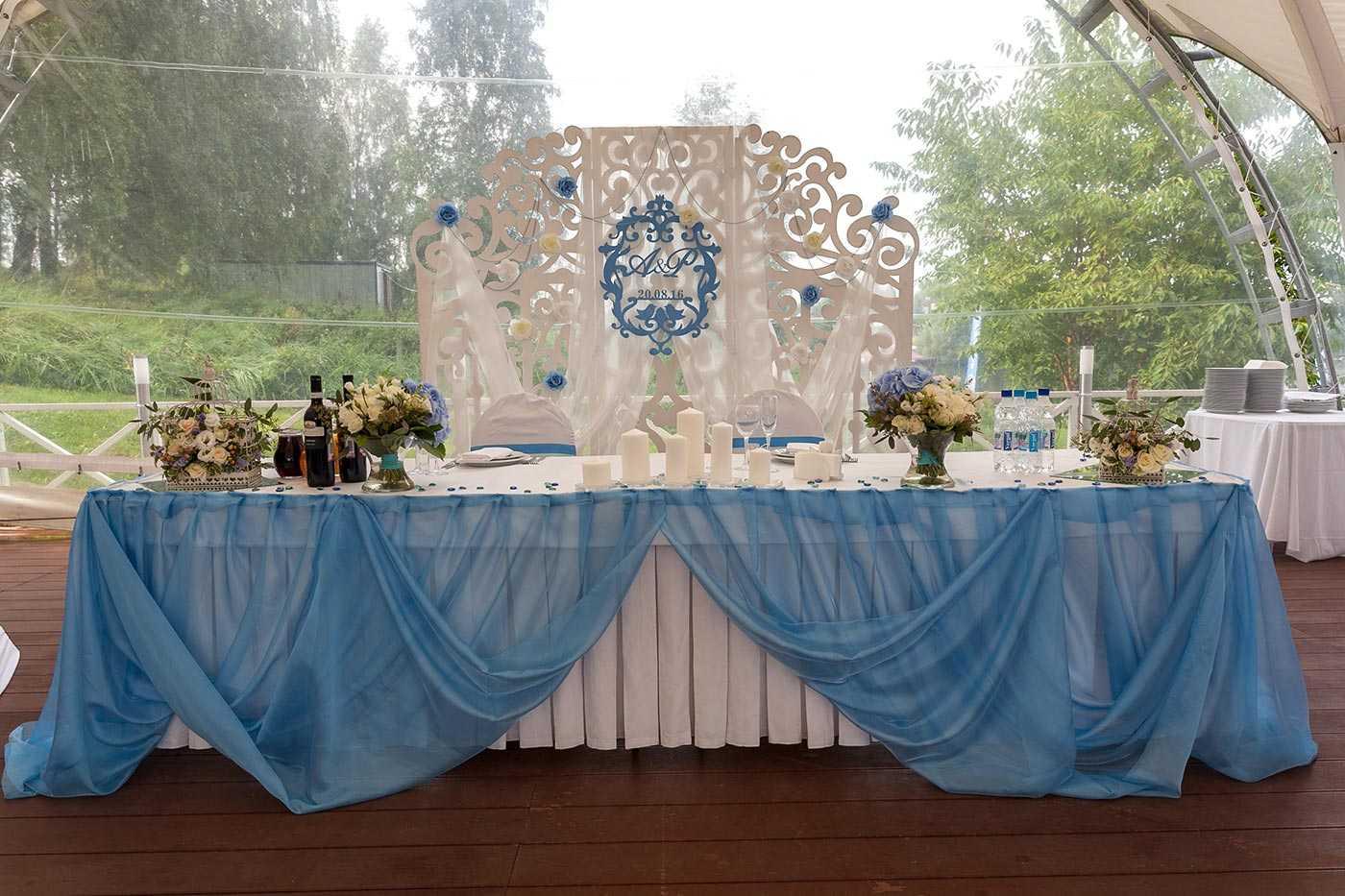 Организация свадеб в Парк-отель Орловский