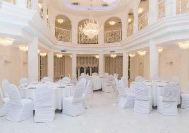 Банкетный зал «Екатерининский» в Парк-отель Орловский